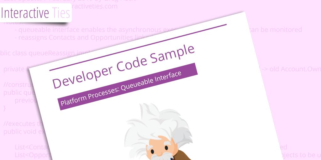 Salesforce Admin and Developer Blog