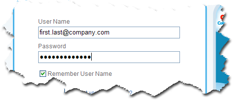 Provide Login Credentials for Production Org